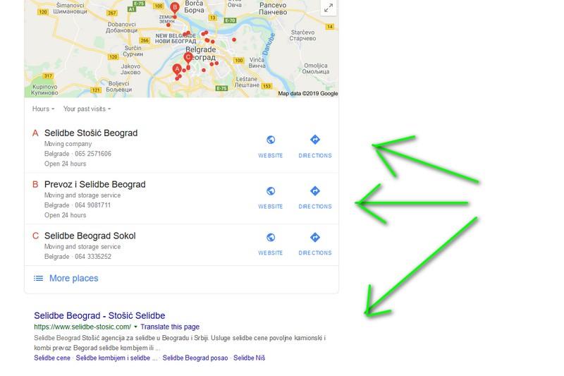 primer google prirodan search