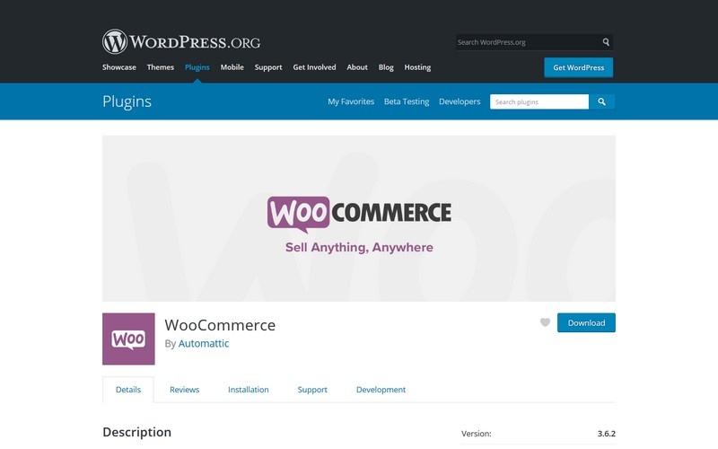 WooCommerce na WordPress-u