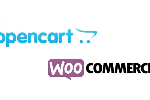 internet-prodavnice OpenCart vs WooCommerce